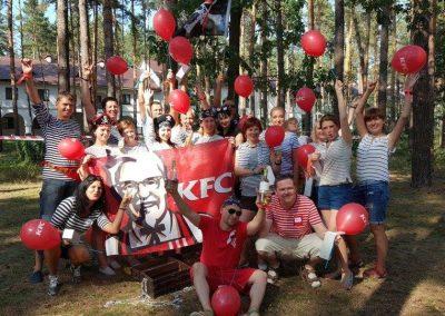 «ОСТРОВ СОКРОВИЩ» квест-приключение для команды топ-менеджеров KFC