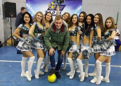 ЧЕМПИОНАТ ПО ФУТБОЛУ TEDIS UKRAINE